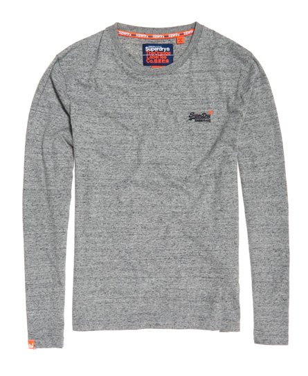 Superdry Orange Label 系列復古電繡 T 恤