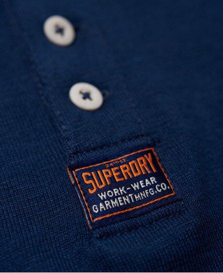 Superdry Heritage 長袖老爺上衣