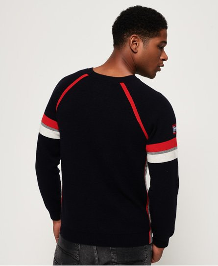 Superdry SD Gym Crew Neck Jumper