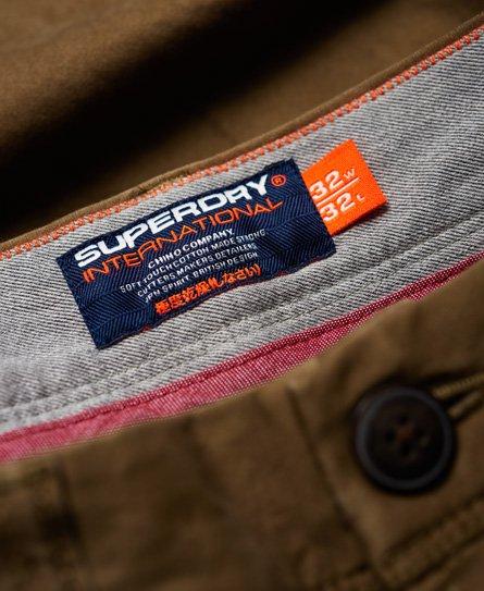 Superdry International Straight Chinos