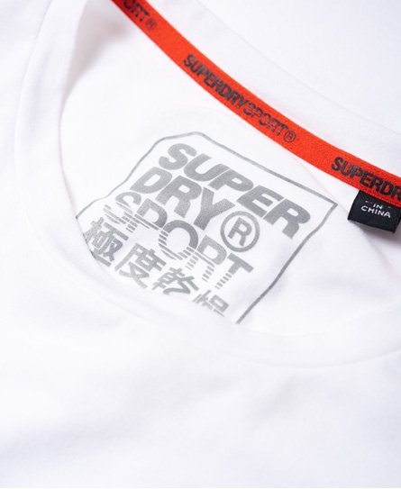 Superdry T-shirt Core Sign Off