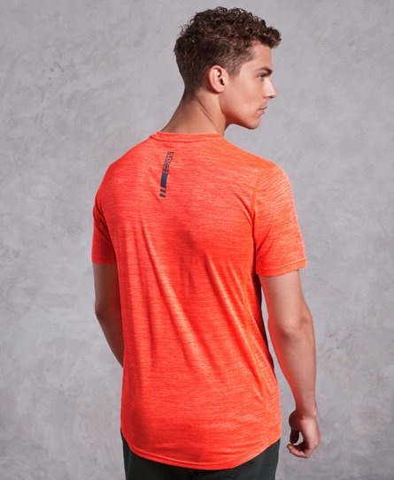 e3fcb473 Superdry Active Training T-shirt med korte ærmer - Herrer T-shirts