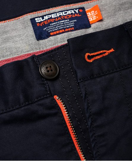 Superdry International slimfit chinos