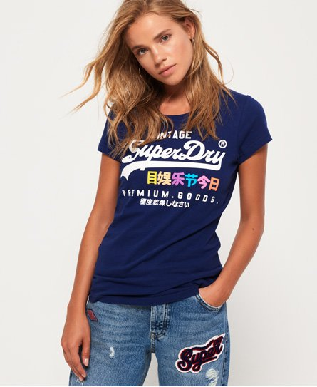 77a550722 T-Shirts For Women | Boyfriend, Printed & Striped | Superdry