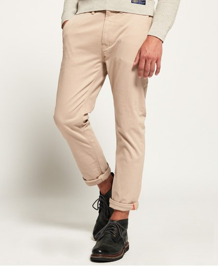 Superdry International Straight Chinohose