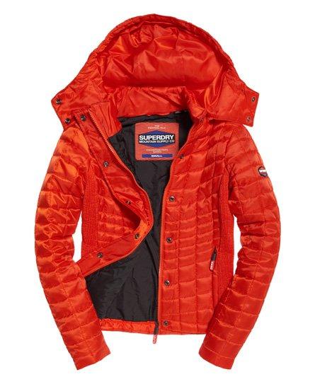 Superdry Nova Box Quilt Fuji Jacket