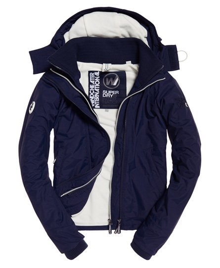 Superdry Veste à capuche Arctic Pop Zip SD-Windcheater