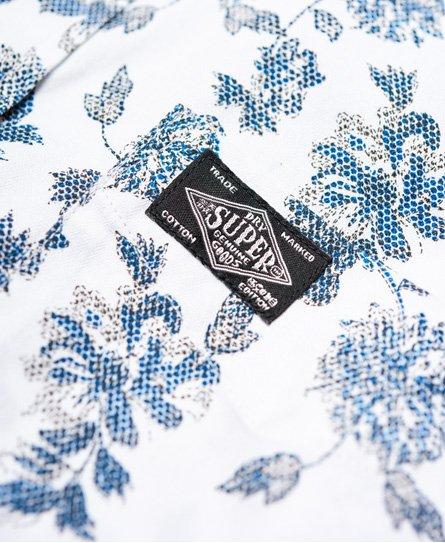 Superdry Shoreditch Button Down Short Sleeve Shirt