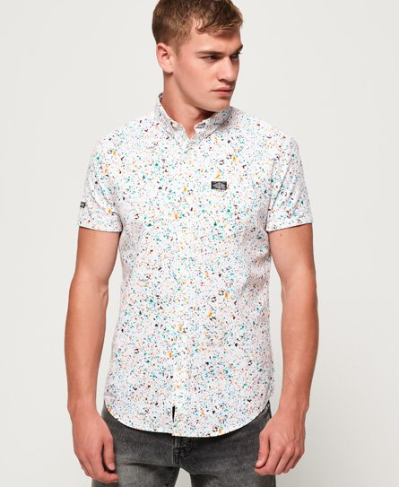 Superdry Shoreditch Short Sleeve Button Down Shirt