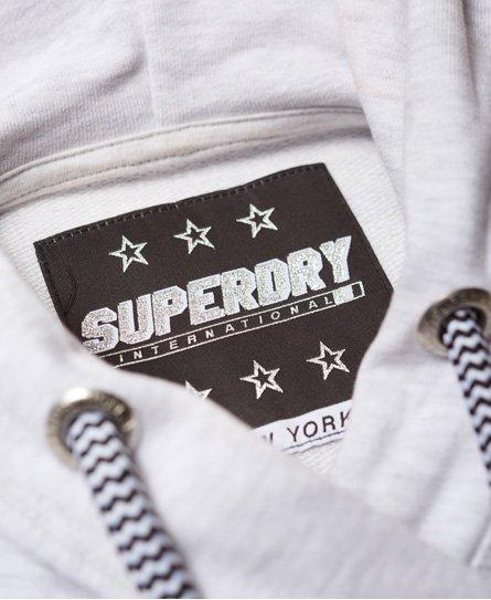 Superdry Tokyo Sweatkleid mit Kapuze