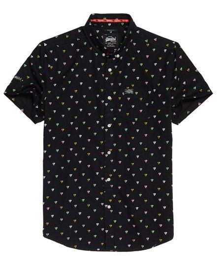 Superdry Shoreditch Short Sleeve Button Down Shirt