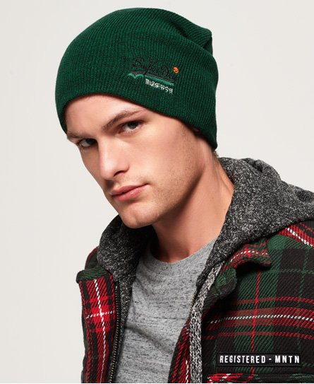 Superdry Orange Label Beanie 85b987f6604