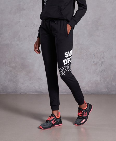 Superdry Core Graphic -collegehousut