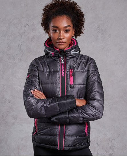 Polar Power Fade Puffer Jacket