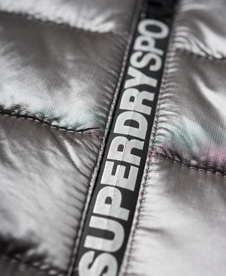 Superdry Core Gym Tech Hybrid Bomber Jacket