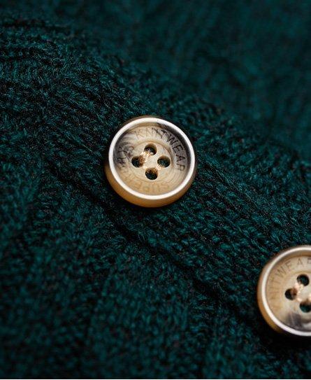 Superdry Croyde flettestrikket genser