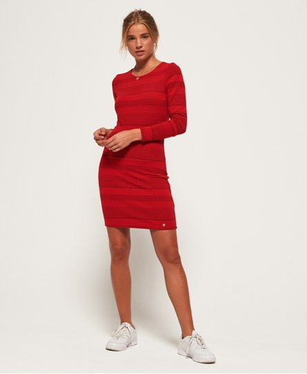 Superdry Aria Bodycon-kjole