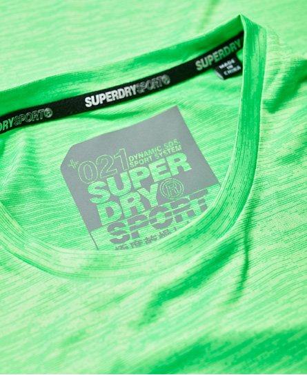 Superdry Active Training T-shirt med korte ærmer