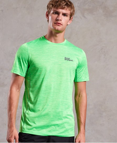 Superdry Active Training Short Sleeve T-Shirt