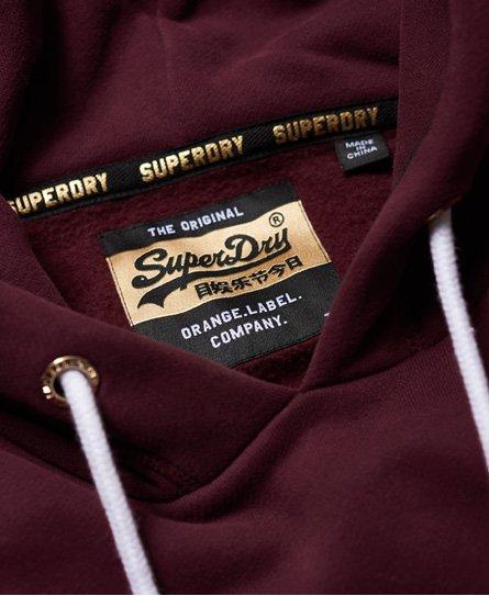Superdry Orange Label Elite Hoodie
