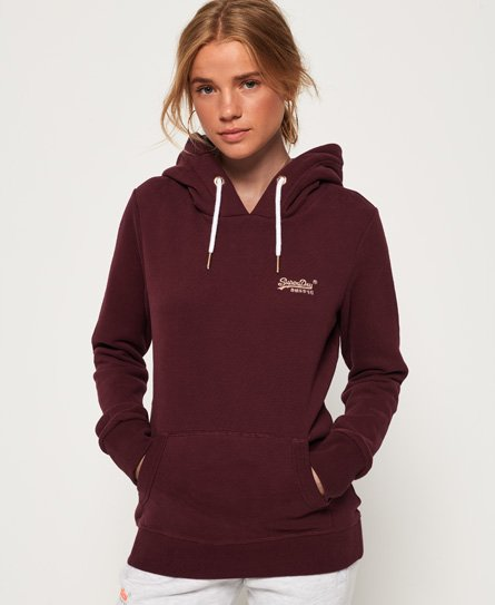 Superdry Orange Label Elite Hoodie
