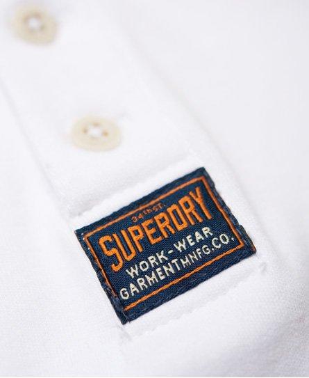 Superdry Heritage 短袖老爺上衣