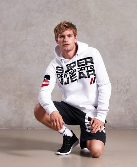 Superdry Sportwear Speed Hoodie