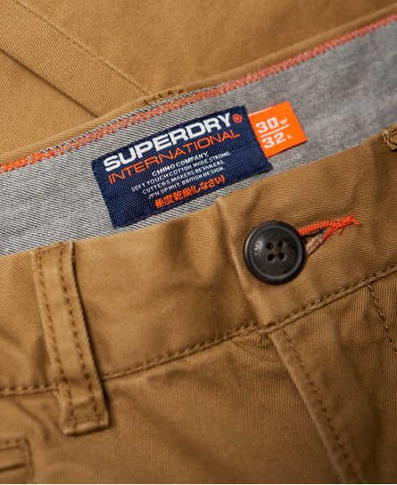 Superdry International Slim Chinos