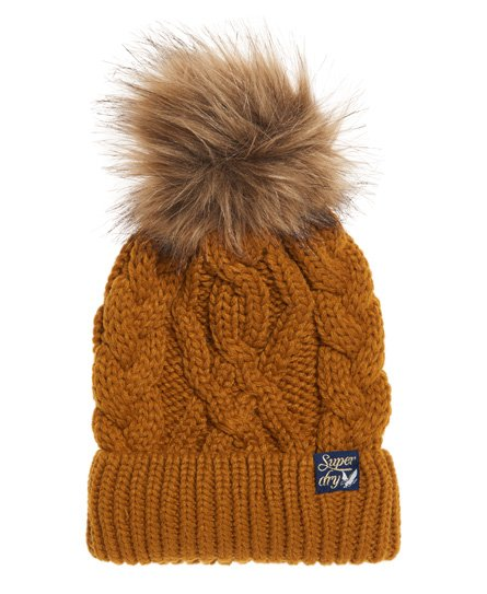 Superdry Arizona Cable Beanie