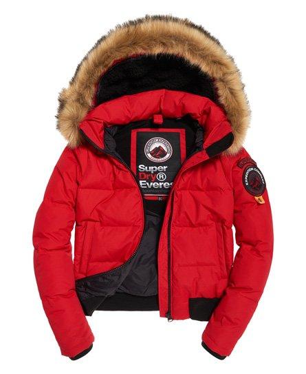 9a7fbf24f Superdry Everest Ella Bomber Jacket - Women's Jackets & Coats