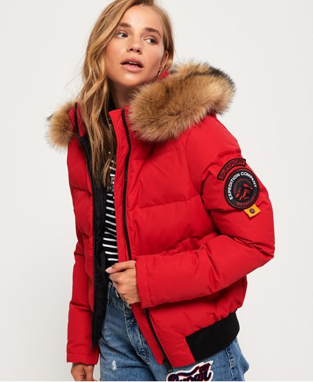 Superdry Cazadora bómber Everest Ella