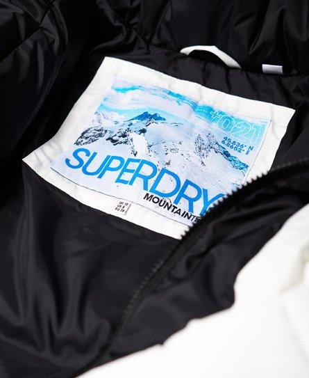 Superdry Glacier bikerjakke