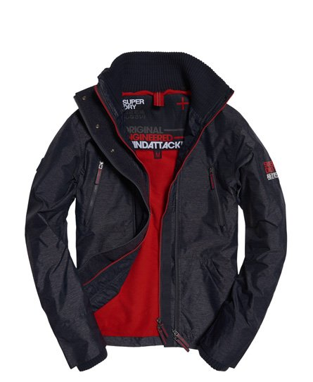 Superdry Polar SD-Wind Attacker jas