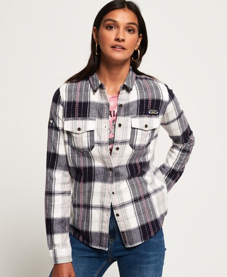 Superdry Imogen Lumberjack Check Shirt