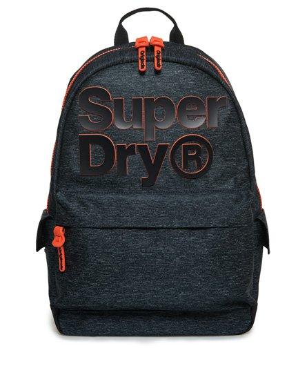 Superdry Zweifarbiger Montana Rucksack mit Logo