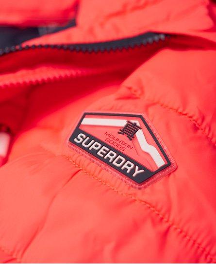 Superdry Kahdella vetoketjulla varustettu hupullinen Fuji Slim -takki