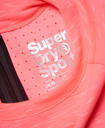 Superdry Core Gym Tech Panel Crew Jumper