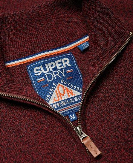 Superdry Metropolitan Northside Henley Jumper