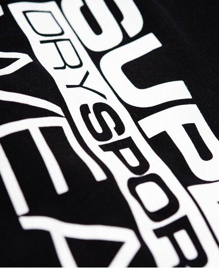Superdry Sportswear Street Pullover mit Rundhalsausschnitt