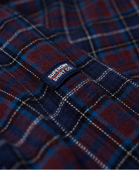 Superdry Winter Washbasket Shirt