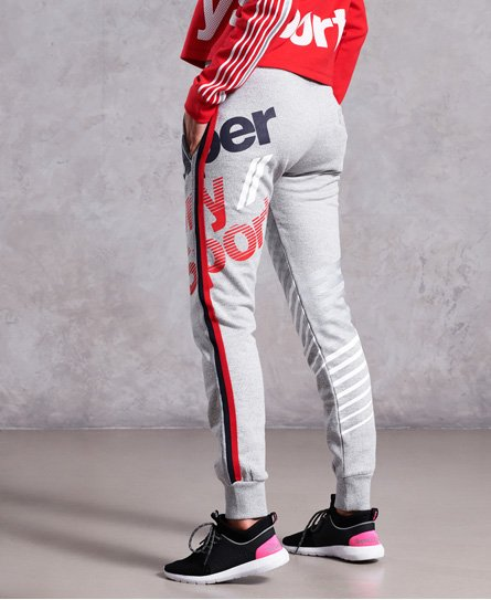 Superdry Diagonal Speed Sport joggers