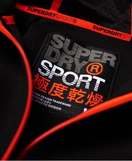 Superdry Gym Tech Stretch Zip Hoodie