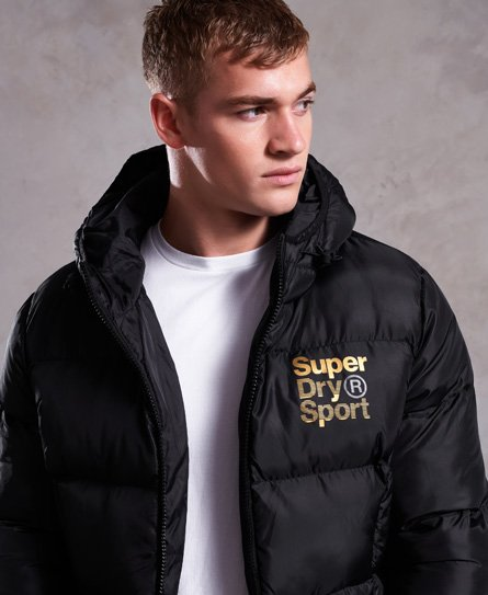 Superdry Doudoune Gym Tech Gold
