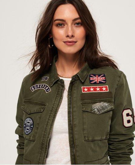 Superdry Rookie Varsity Jacket