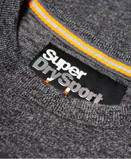 Superdry Sports Swoosh T-Shirt