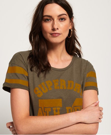 Superdry Sport State Boyfriend-T-Shirt