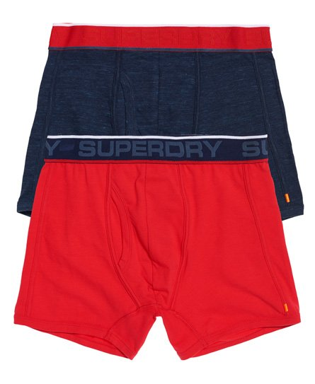Superdry Tipped Sport Boxer Double Pack