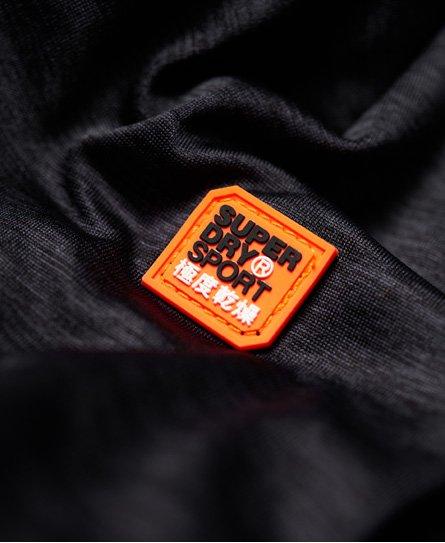 Superdry Active Hybrid Jacke mit reflektierenden Details