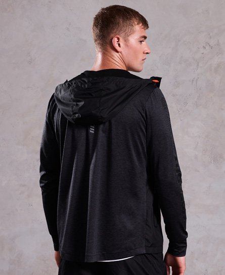 Superdry Pantaloni riflettenti Hybrid Active