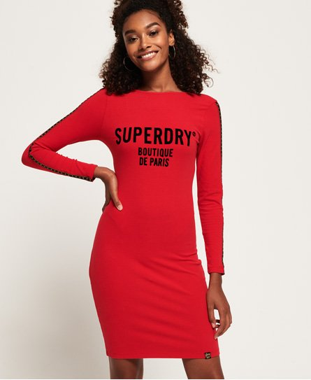 Superdry Vestido mini Lizzie